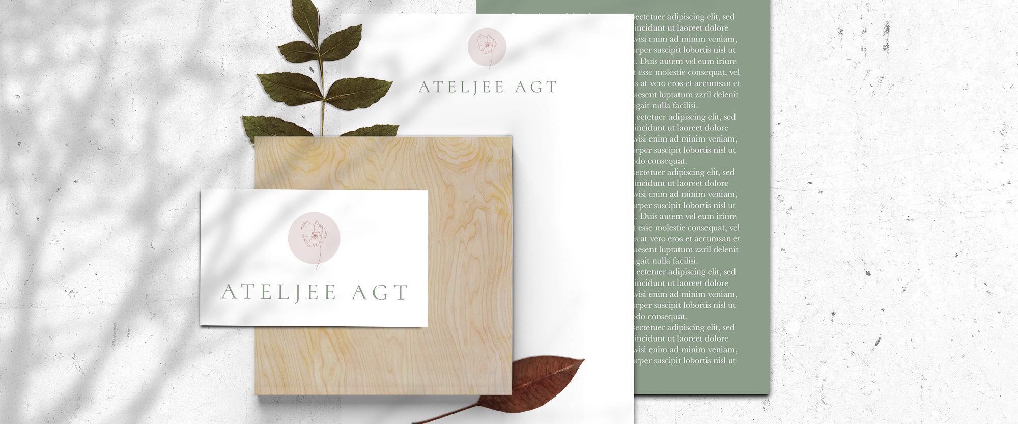 Branding: Ateljee Agt | Eunoia Studio