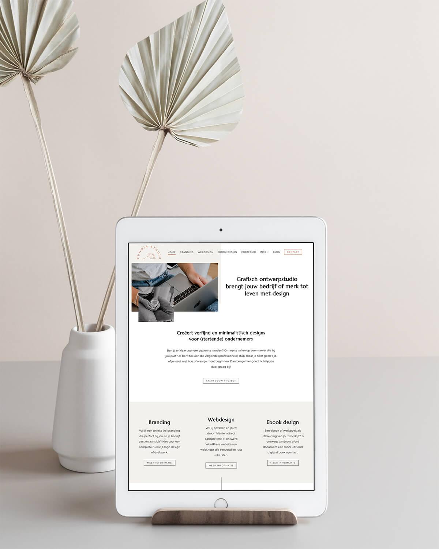 Blog: 3 redenen waarom je een website nodig hebt | Eunoia Studio
