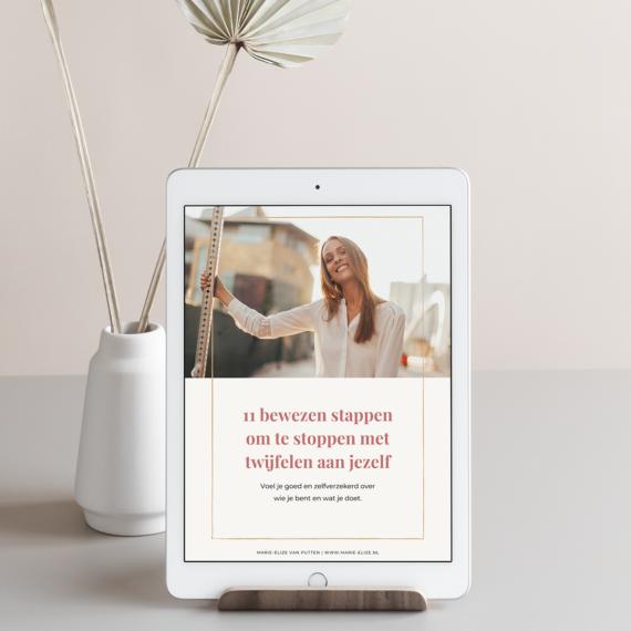 Ebook Design - Marie-Elize | Eunoia Studio
