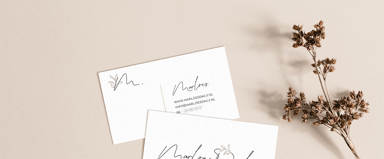 Branding: MarloesDaily | Eunoia Studio