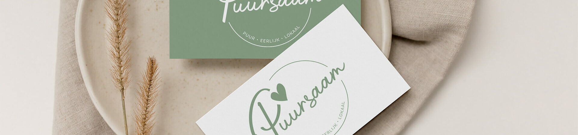 Branding: Puursaam | Eunoia Studio