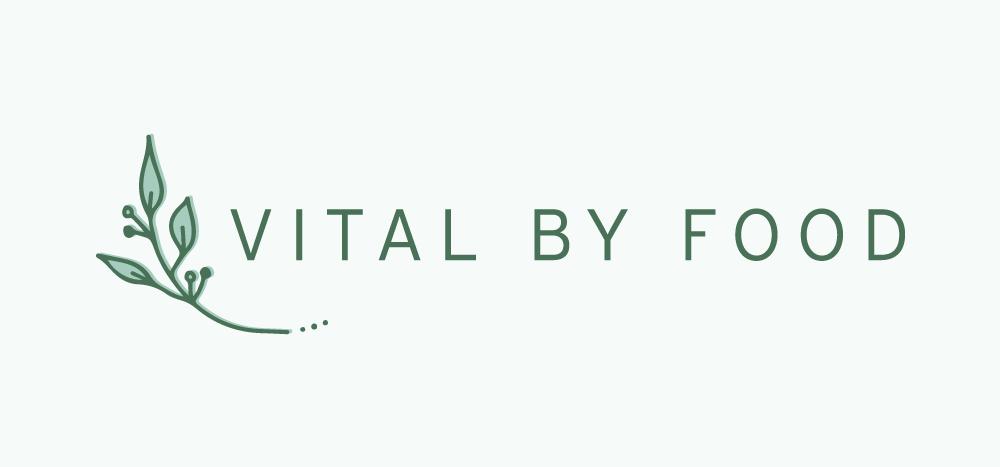 Branding - VitalbyFOOD | Eunoia Studio