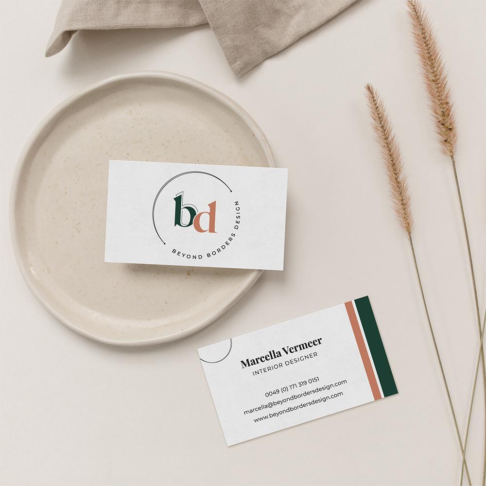 Branding: Beyond Borders Design | Eunoia Studio