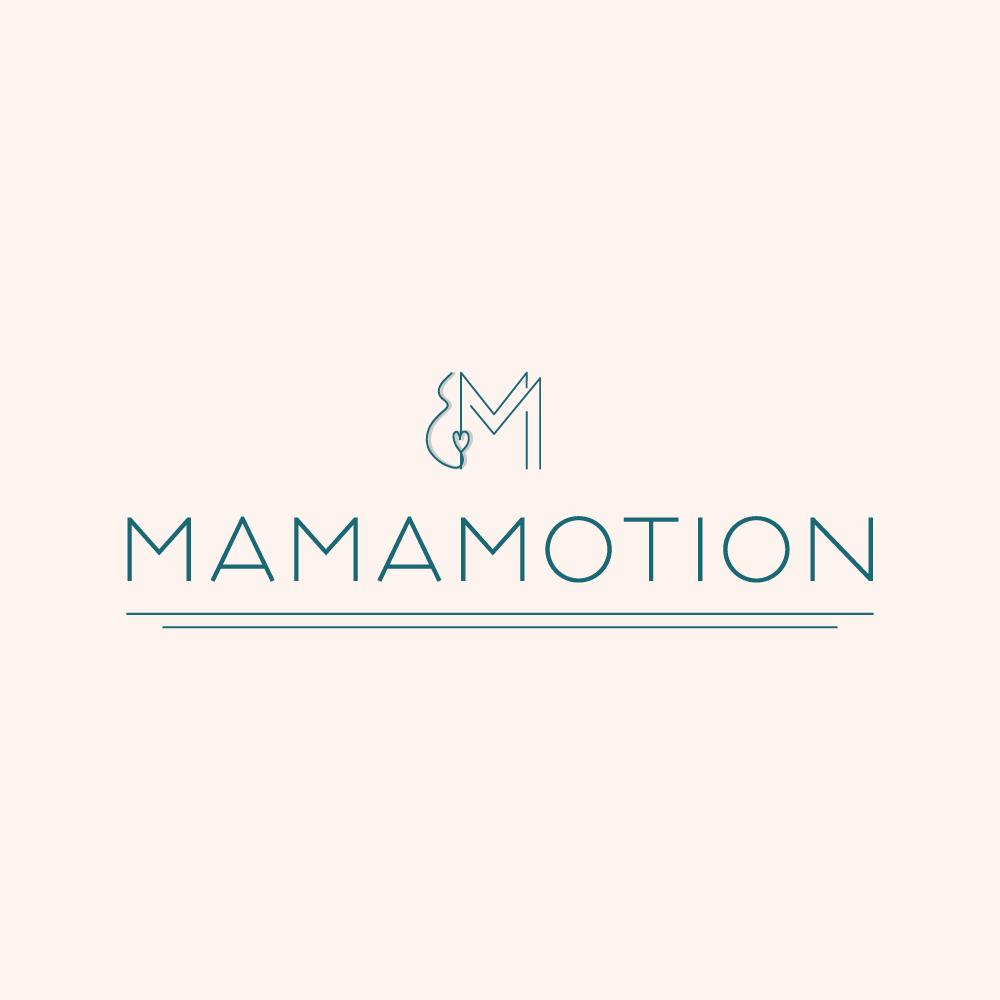 Branding & Webdesign: Mama-Motion | Eunoia Studio