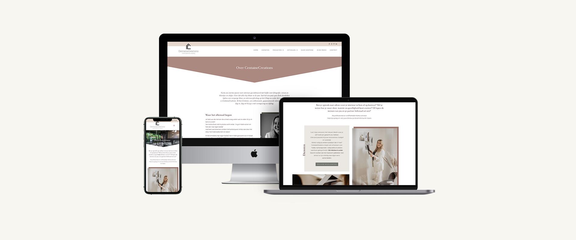 Webdesign: Centaine Creations | Eunoia Studio
