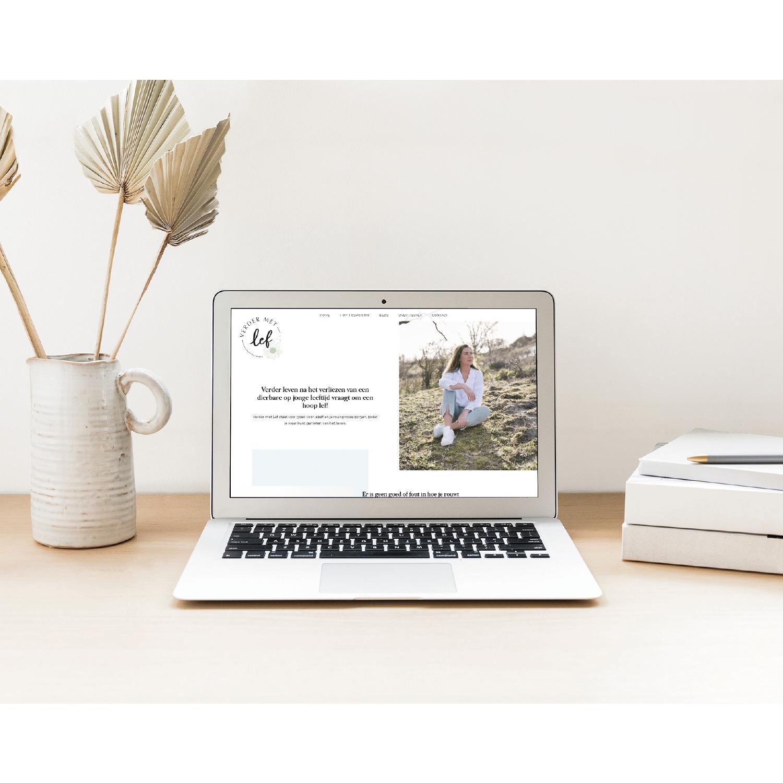 Branding: Verder met Lef | Eunoia Studio