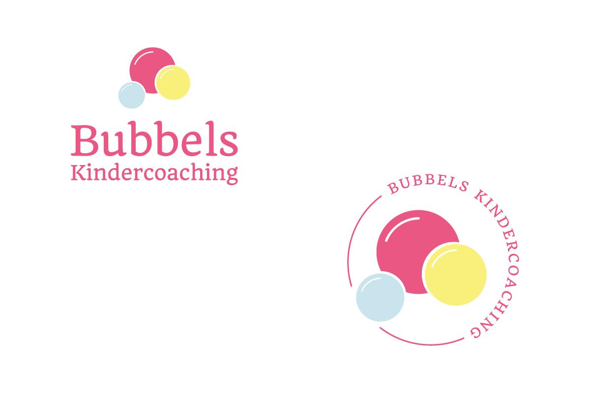 Branding: Bubbels Kindercoaching   Eunoia Studio