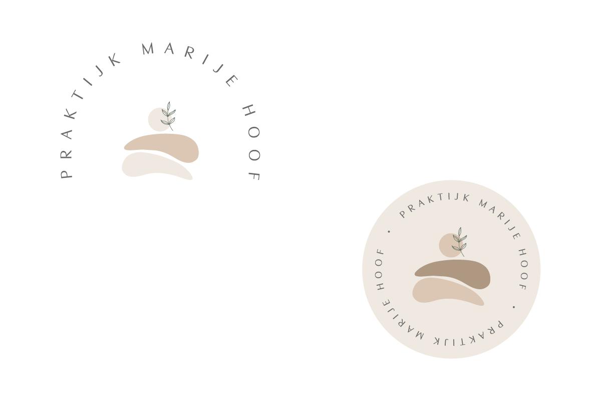 Branding: Praktijk Marije Hoof   Eunoia Studio