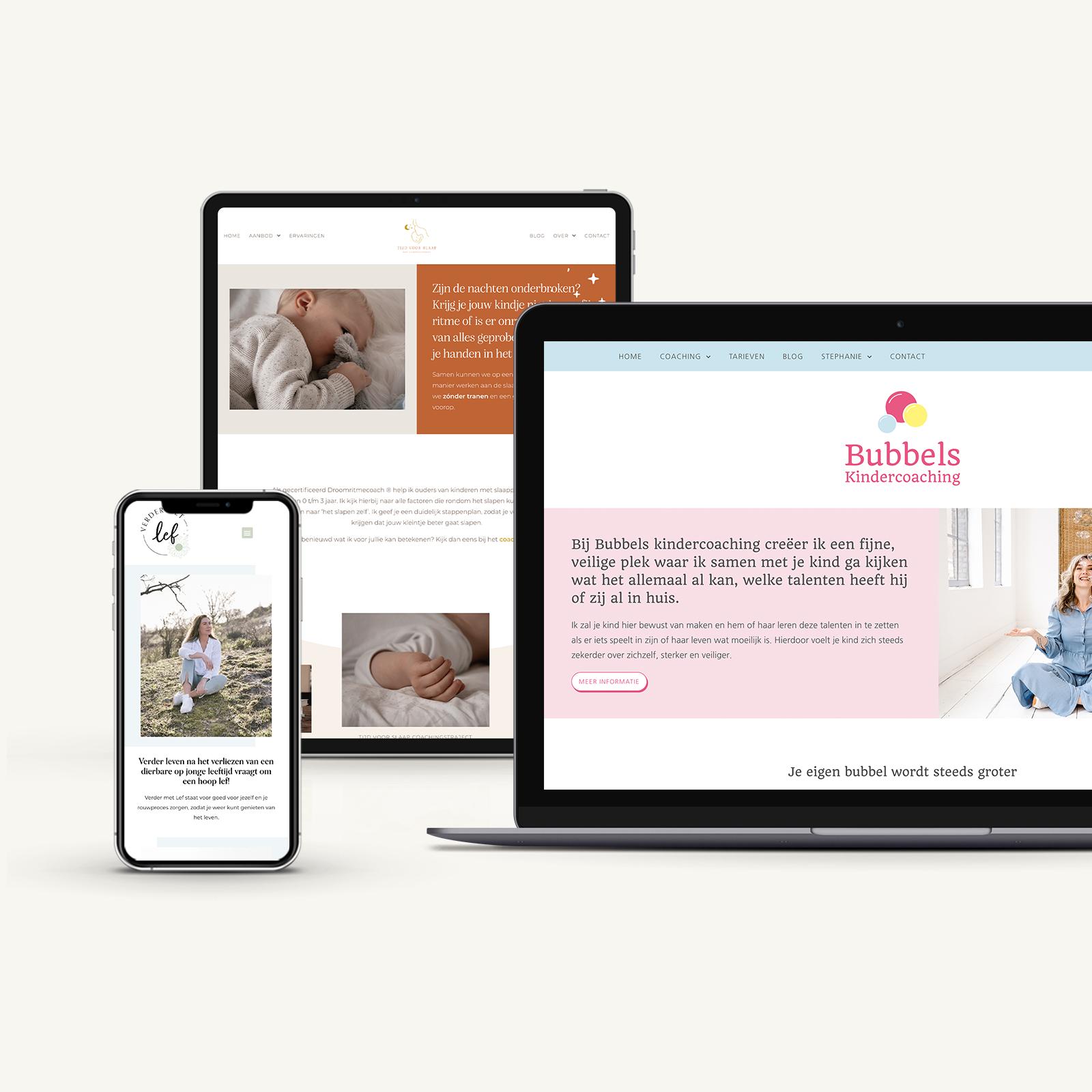 WordPress website | webshop | Eunoia Studio