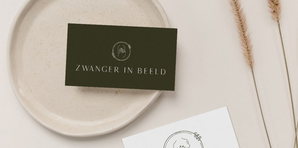 Branding: Zwanger in Beeld   Eunoia Studio