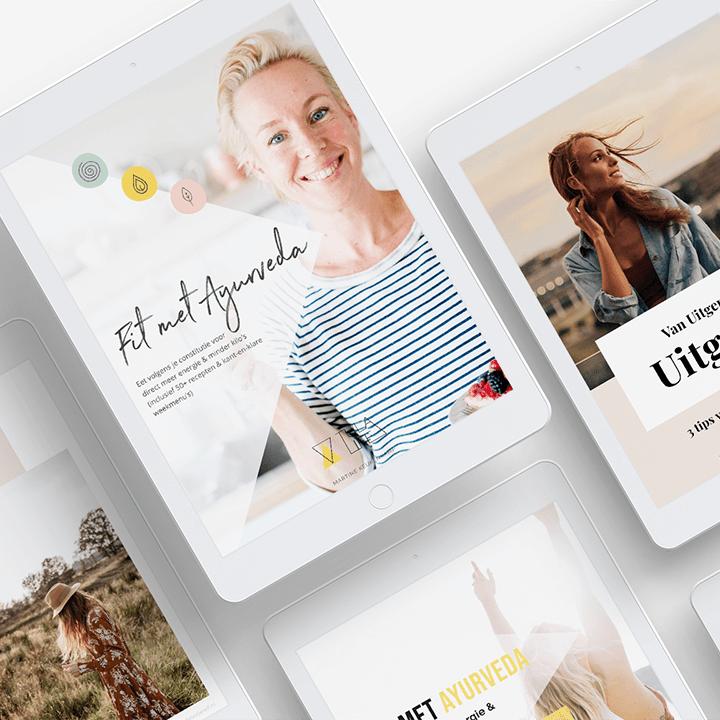 Ebook design | Eunoia Studio