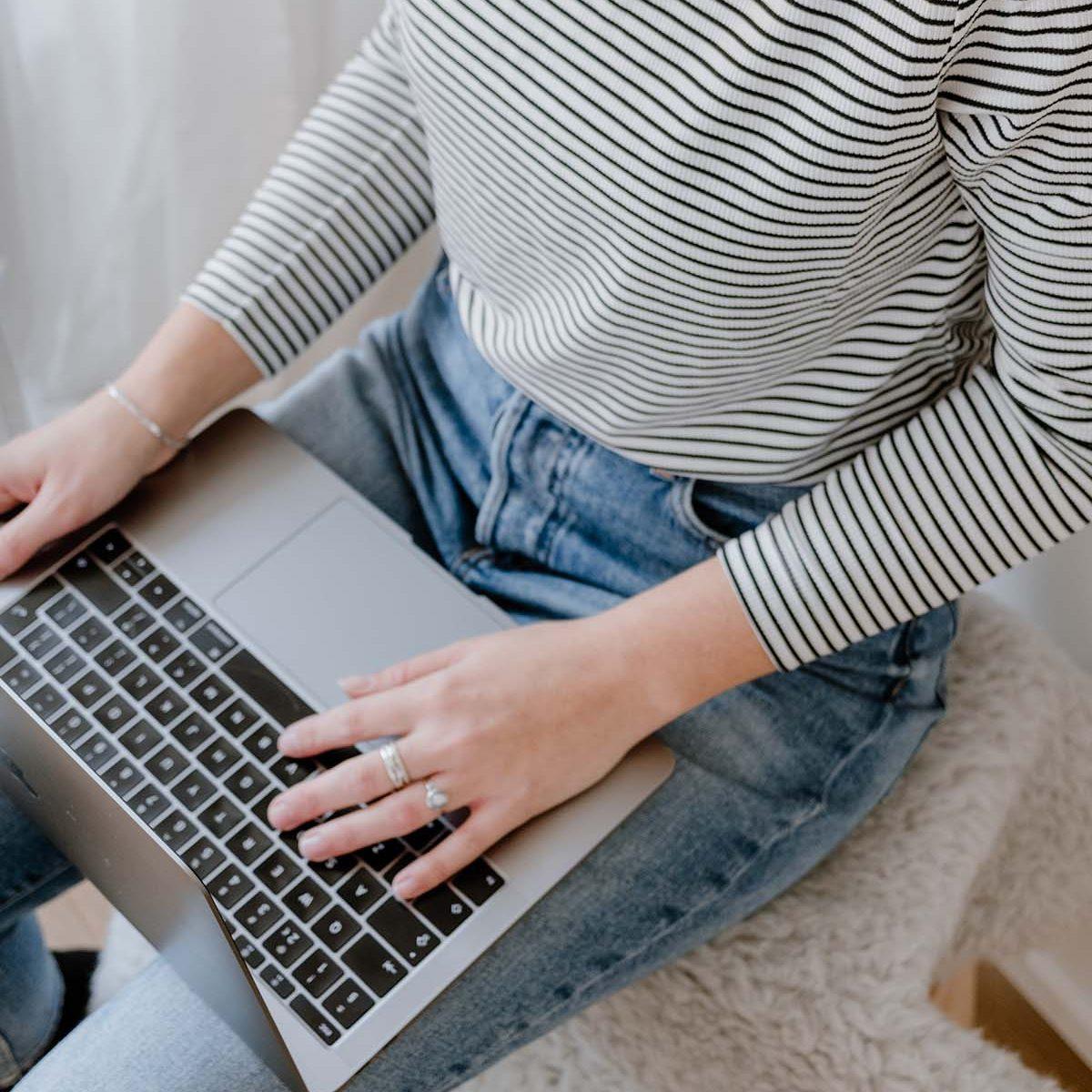 WordPress website | Webshop | Webdesign | Website Design | Eunoia Studio